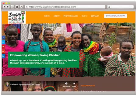 Baskets & Beads Kenya