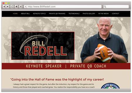 Bill Redell - Football Speaker