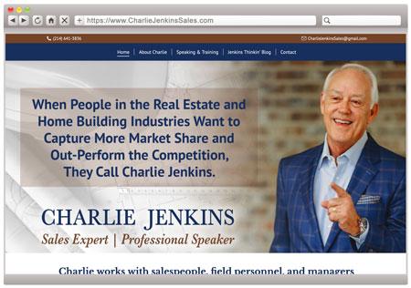 Charlie Jenkins - Sales & Management Speaker