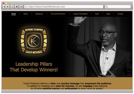 Coach Larry McKenzie - Leadership Speaker
