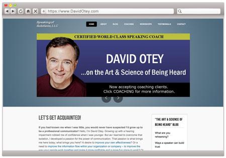 David Otey - BEFORE