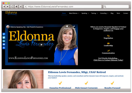 Eldonna Lewis Fernandez - Negotiations Speaker