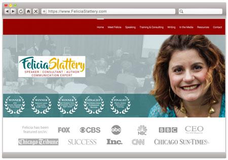 Felicia Slattery - Speaking Business Coach / Public Speaking Coach