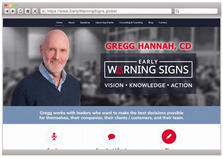 Gregg Hannah - Business Speaker