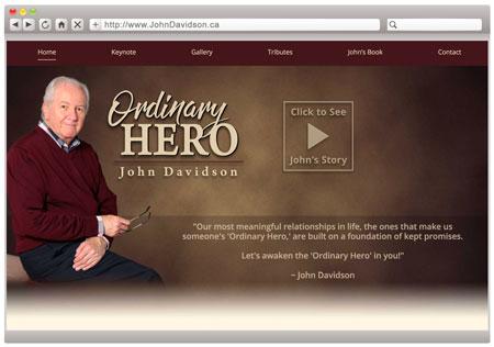 John Davidsn - Speaker & Author
