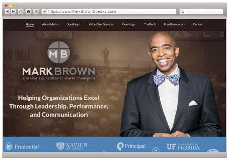 Mark Brown, CSP, World Champion of Public Speaking