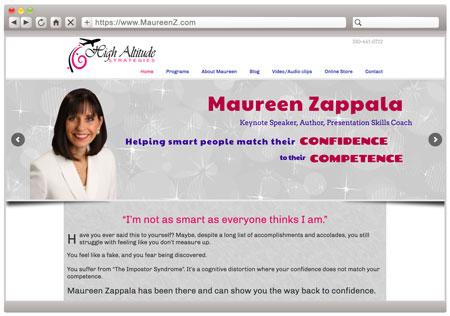 Maureen Zappala - BEFORE