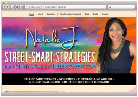 Natalie J - Safety Speaker