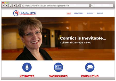 Robin Havens-Parker - Conflict Management Speaker