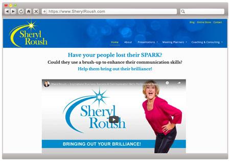Sheryl Roush - Professional Speaker