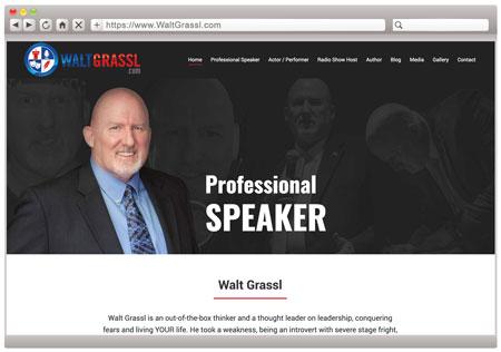 Walt Grassl - Leadership Speaker & Author