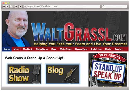 Walt Grassl - BEFORE